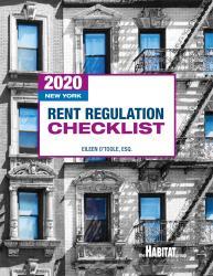 2020 New York Rent Regulation Checklist