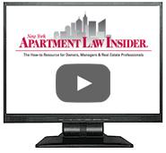 Apartment Law Insider On-Demand Webinar Library: Four 1-Hour Videos